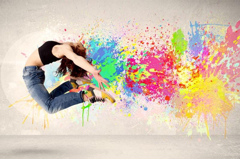 imagen de Danza Moderna en Acadanza, Escuela de danza en Zaragoza. Academia de baile moderno en Zaragoza