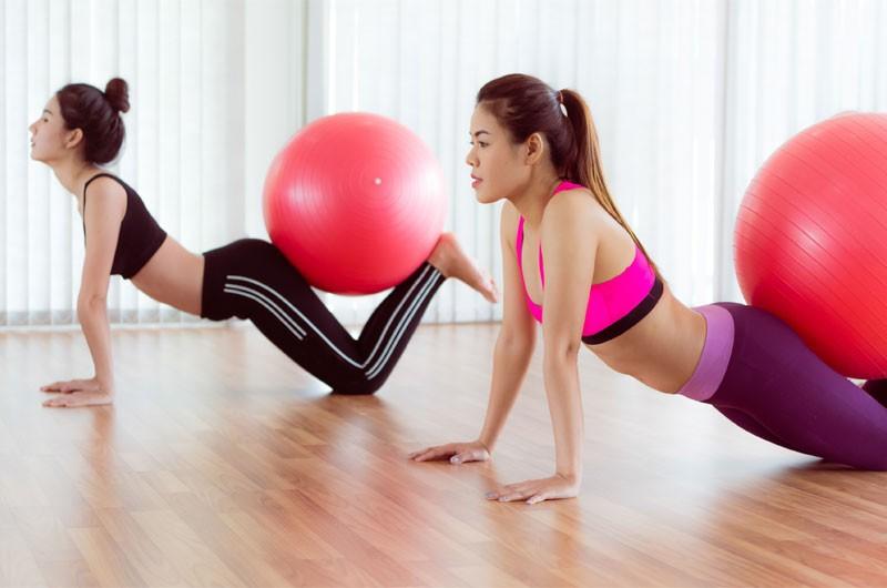 imagen de Clases de Pilates en Acadanza, Escuela de actividades dirigidas en Zaragoza